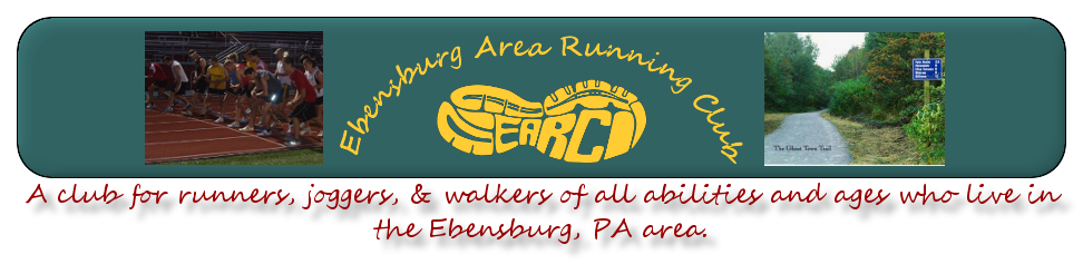 Ebensburg Area Running Club